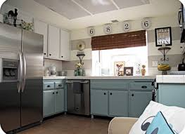vintage kitchen ideas photos kitchen style light blue cabinets vintage kitchen ideas with