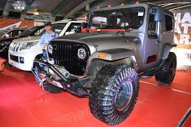mahindra thar modified to wrangler get a hard top for your mahindra thar daybreak edition for an