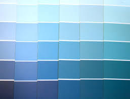 shades of light blue paint shades blue daisy sunflower home living now 56810