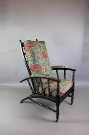 william morris type adjustable reclining armchair antiques atlas