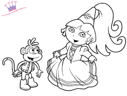 princess coloring page the sun flower pages