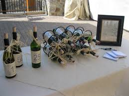 guest book wine bottle tahoe wedding collection unique guest book alternatives