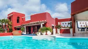 5 bedroom villa with rooftop terras for stargazing on bonaire