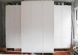 Ikea Closet Doors Bedroom Stately Kitsch