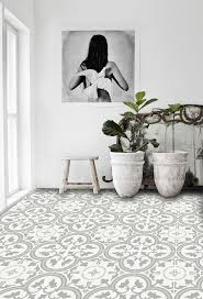 best 10 vinyl flooring kitchen ideas on pinterest flooring vinyl floor tile sticker trefle thistle
