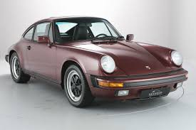 classic porsche models is this the lowest mileage classic porsche 911 carrera in the