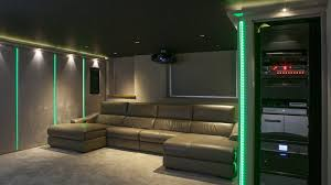 Convert Garage To Living Space by Garage Conversion Home Cinema London 7 U2013 Finite Solutions