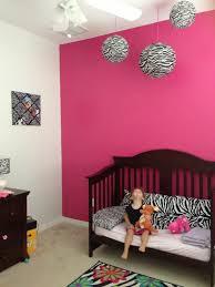 pink zebra print wall art decor dance live by collagebycollins