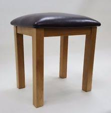 Oak Vanity Table Oak Dressing Table Stool Ebay