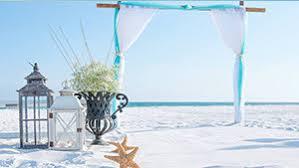 destin weddings simply beachy wedding package 850 420 5035