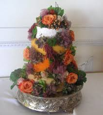 wedding cake made of cheese wedding cake made of cheese by suffolk and nassau county caterers