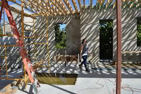British West Indies Style Construction Site Visit British West Indies Style On Lido Key