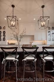 stone countertops pendant lighting over kitchen island flooring