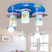 air balloon ceiling light creative cartoon air balloon pendant light children room lights