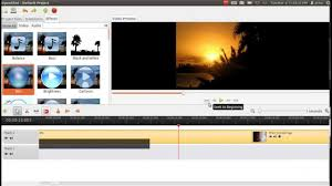 tutorial video editing openshot the most efficient video editor for linux educational