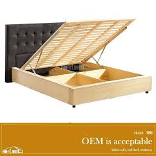 Higher Bed Frame Lift Up Bed Frame Lift Up Storage Bed Frame Suppliers And