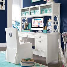 desks with storage elsie storage desk pbteen