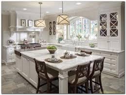 Big Kitchen Islands Modern Big Kitchen Island Designs For Beautiful Home