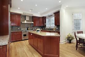 wonderful kitchen paint colors with dark cabinets