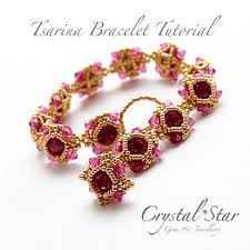 bracelet tutorials images Bracelet tutorials collection crystal star gems jewellery jpg