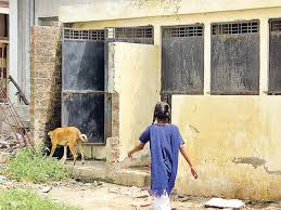 in laws house bride leaves in laws house for lack of toilet in mp village