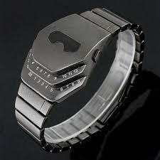 design uhren shoppen sie soleasy herren peculiar coole gadgets interessante