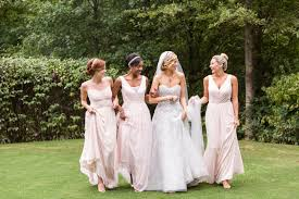lhuillier bridesmaid dresses lhuillier bridesmaid gowns in blush from alexia s