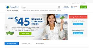 sam u0027s club credit card review 2017 creditloan com