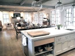 open kitchen layout ideas kitchen stunning open concept country kitchen layouts ideas