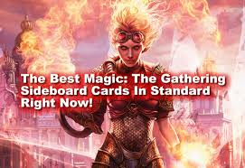 Mtg Sideboard The Best Magic The Gathering Sideboard Cards In Standard Right