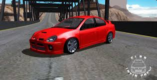 gom team com dodge neon srt 4 cars