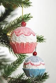 diy cupcake ornaments 365 days of crafts diy and craft