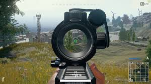 pubg 2x scope when the game mocks you after having to play awm red dot
