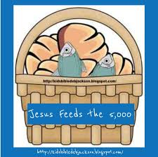 bible fun for kids jesus feeds the 5 000