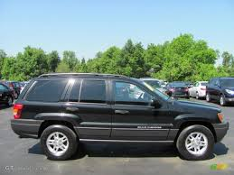 brillant black crystal pearl 2004 jeep grand cherokee laredo