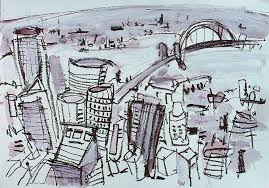 cityscape drawings