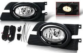 2001 honda accord fog lights honda accord sedan 2001 2002 smoked fog lights kit a124gszc103