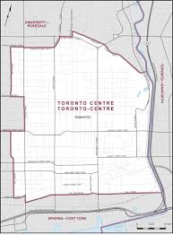 Toronto Canada Map by Toronto Centre Maps Corner Elections Canada Online