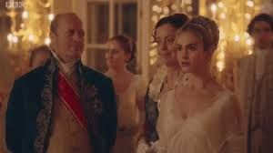 lily james in war peace wallpapers war u0026 peace why last night u0027s ballroom scene was the most