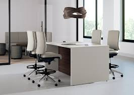 Office Table Side View Png Products National Office Furniture