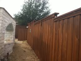 privacy fences burleson tx cedar wood board on board fences