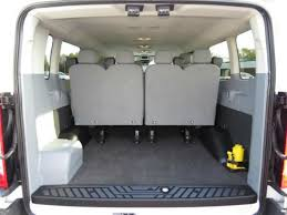 Ford Van Interior Ford Transit Xlt 12 Passenger Van U2014 United Van Rentals