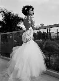 wedding dresses mermaid mermaid wedding dresses with sleeves naf dresses