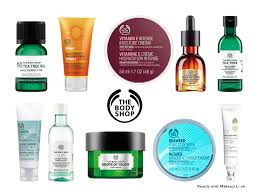 best the body shop skin care products our top picks