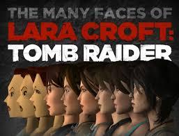 Lara Croft Tomb Raider Halloween Costume Faces Lara Croft Tomb Raider Infographic