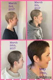 how to grow out hair after cancer hair regrowth after chemo hairbyclaire mymonat com monat for