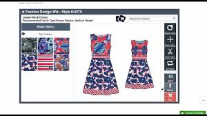 free fashion design software online youtube