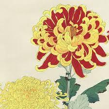 Japanese Flower Artwork - 126 best art japan images on pinterest japanese art flowers