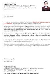 Hotel Management Resume Sample Resume For Hotel Management Fresher Resume Sample Hotel