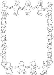 immagini cornici per bambini disegni da colorare per bambini midisegni it